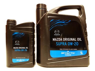 Zdjęcie części: MAZ0W20 SUPRA 1L + MAZ0W20 SUPRA 5L