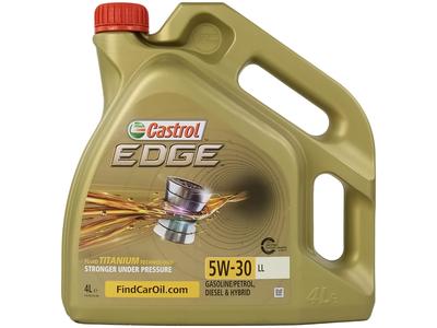 Zdjęcie części: EDGE 5W30 LL 4L