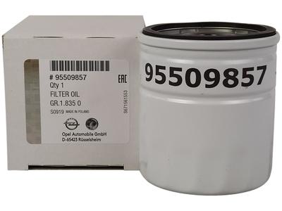 Zdjęcie części: GM 95509857 + GM 5W30 5L