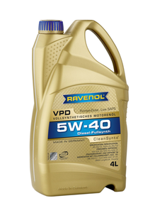 Zdjęcie części: RAV 5W40 VPD 4L